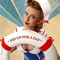 Pin-Up for a day
